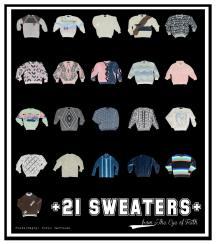 21 Sweaters From The Eye of Faith